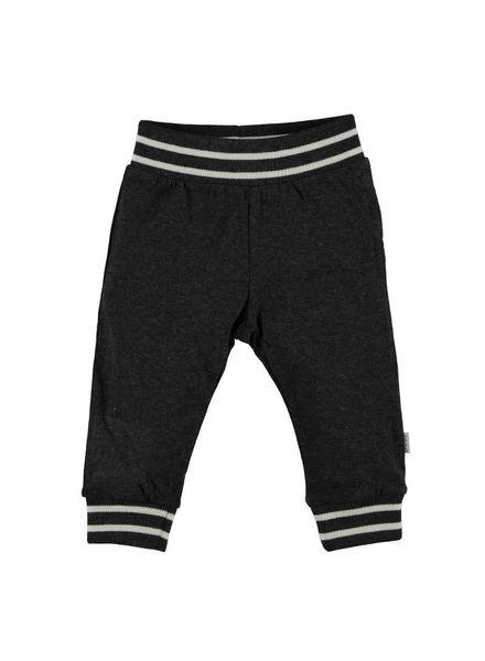 b.e.s.s. Pants Boys Anthracite 1785 003 Katoen