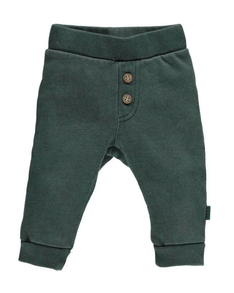 b.e.s.s. Bess Pants Boys Teal 1788 031 Katoen