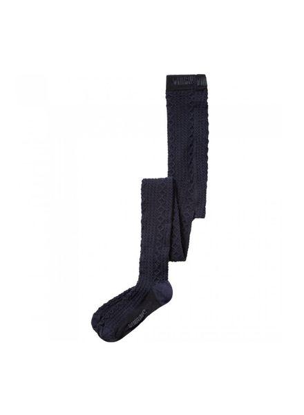 Vingino Vingino Socks Tights Vary 1 Dark Blue Katoen Elastan