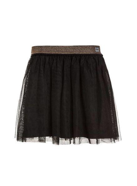 Retour Jeans skirt Faith black Katoen