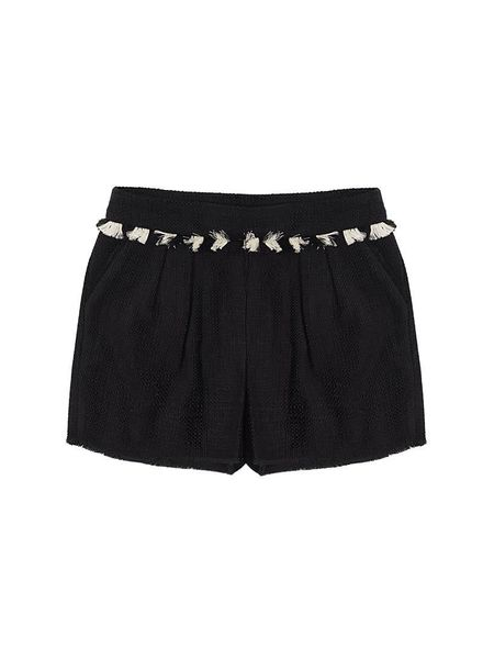 Ruby Tuesday Miss Ruby Tuesday Shorts Philline Black Katoen