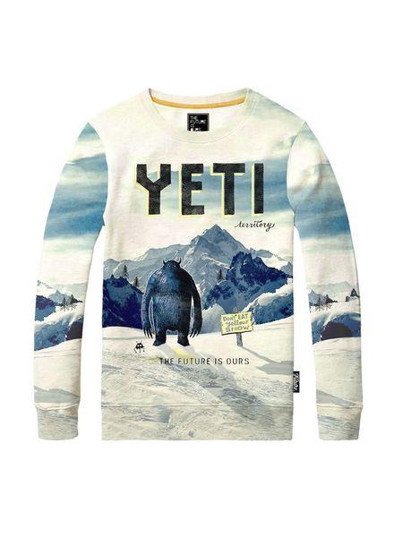 Sweater Cone Multi Katoen