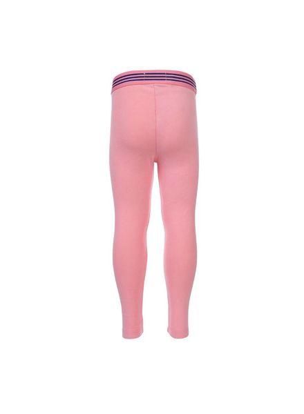 Looxs Revolution Toddlers legging 707-7545 roze Katoen Elastan