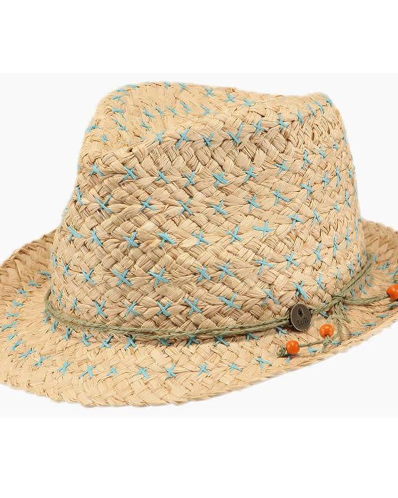 Barts Violin Hat Aqua