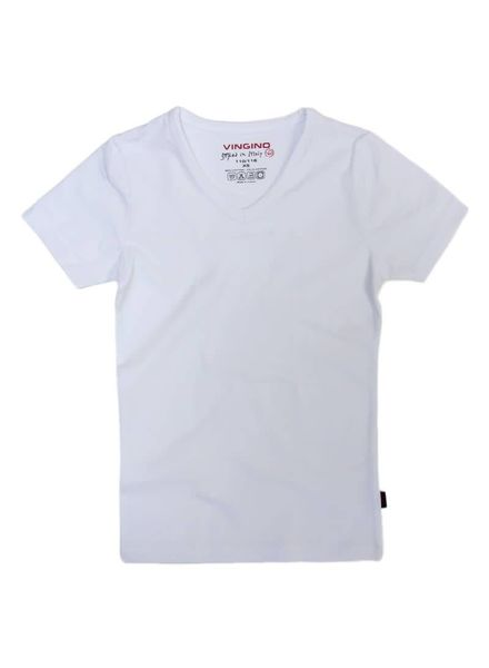 Vingino Shirt V-neck White