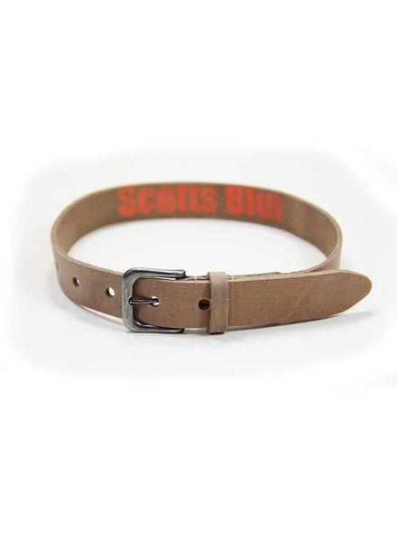 Scotts Bluf Belt 30714 taupe