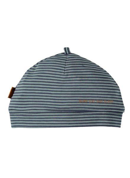 b.e.s.s. Boys hat striped 1673 036 Katoen