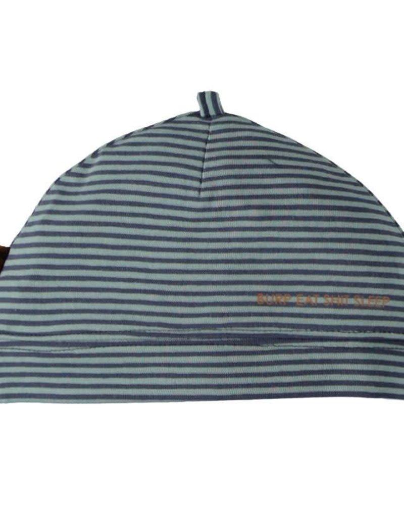 b.e.s.s. Bess Boys hat striped 1673 036 Katoen