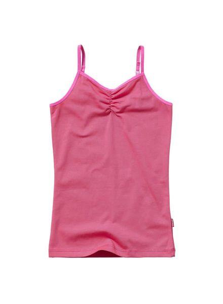 Vingino singlet Wow Neon Pink Katoen Elastan