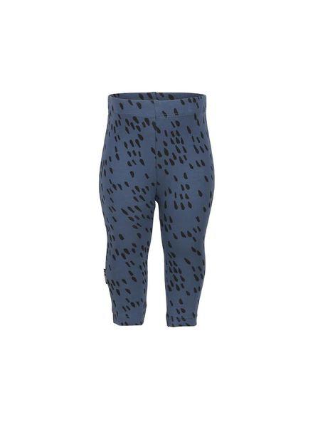 nOeser Levi Legging Sprinkle Blue Katoen Elastan