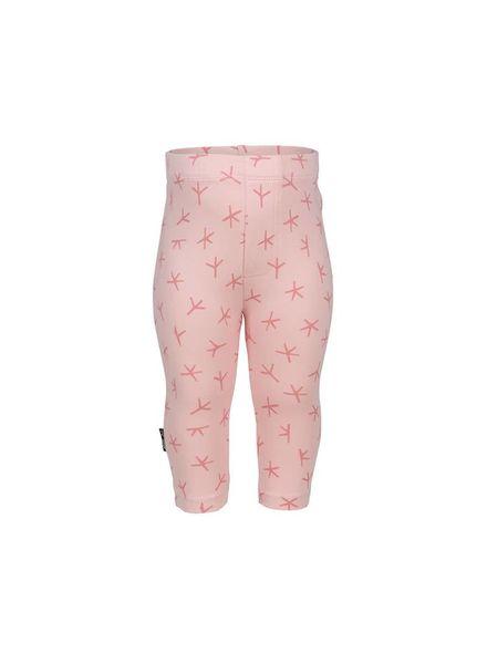nOeser nOeser Jayda pants Bird foot Pink Katoen Elastan