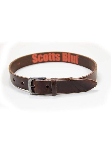 Scotts Bluf Scotts Bluff Belt 30714 bruin