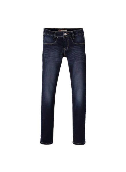 Levi's super skinny 710 17HNK23547 46 Katoen Elastan