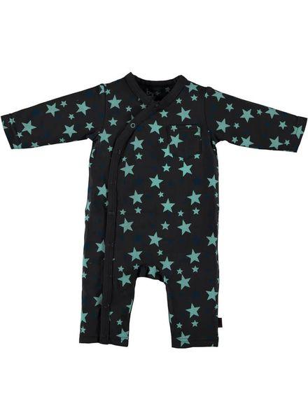 b.e.s.s. Suit Boys AOP Stars 1682 003 Katoen Elastan