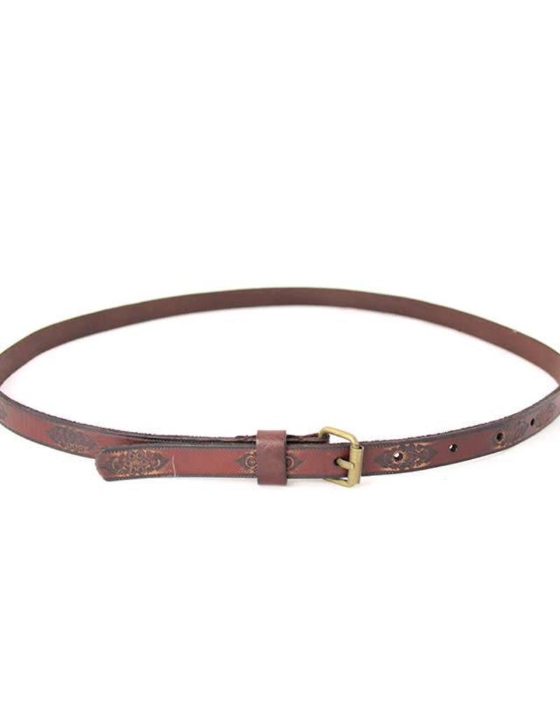 Cowboysbelt Cowboysbelt belt 158006 brown