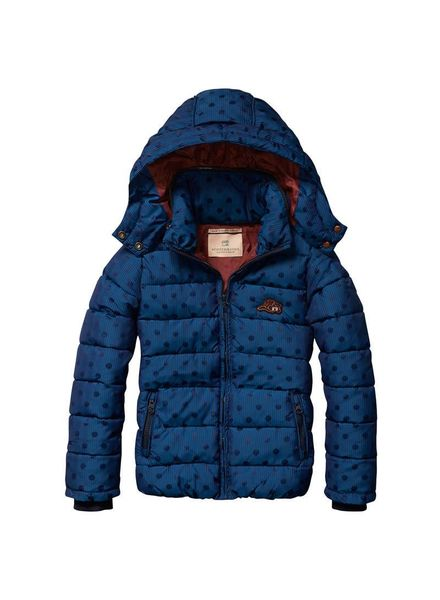 Scotch Rebelle Scotch R´belle down jacket 100834 004