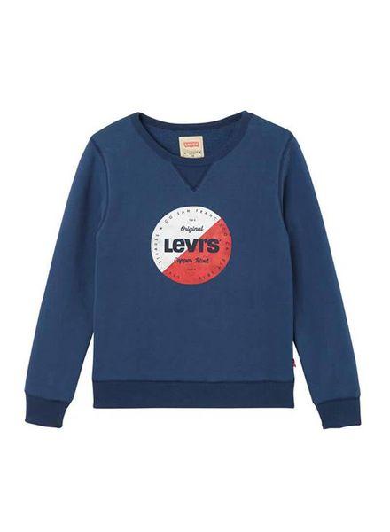 Levi's Sweater 17NK15077 48 Katoen Elastan