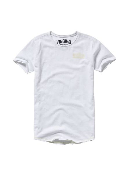 Vingino t-shirt Habs Real White NB 1630103 Katoen