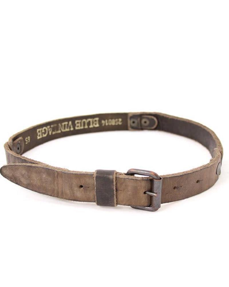 Cowboysbelt Cowboysbelt belt 258014-140 Grey