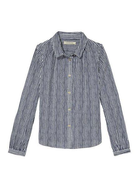 Scotch Rebelle blouse 138851 25 Katoen Elastan