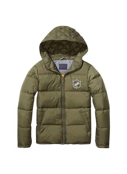 Scotch Shrunk down jacket 138980 1N