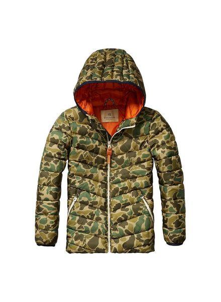 Scotch Shrunk down jacket 100817 220