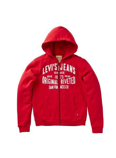 Levi's Vest Hoody 17EN91701 H 03 Katoen Elastan