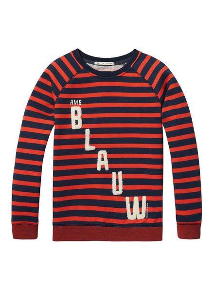 Scotch Shrunk sweater 138040 21 Katoen