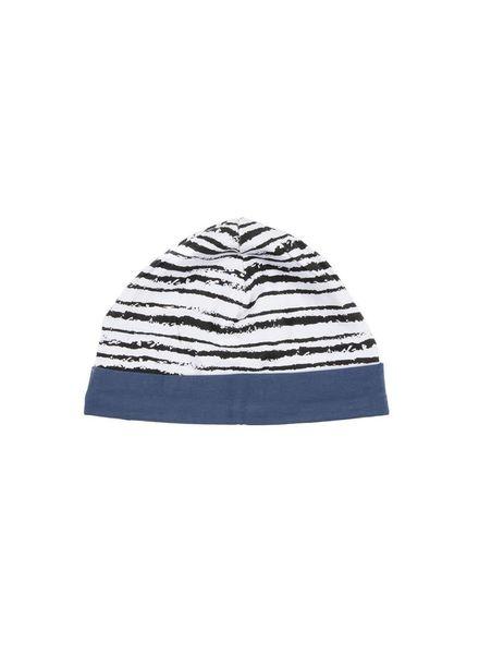 nOeser Hatti Hat Stripe White Katoen Elastan