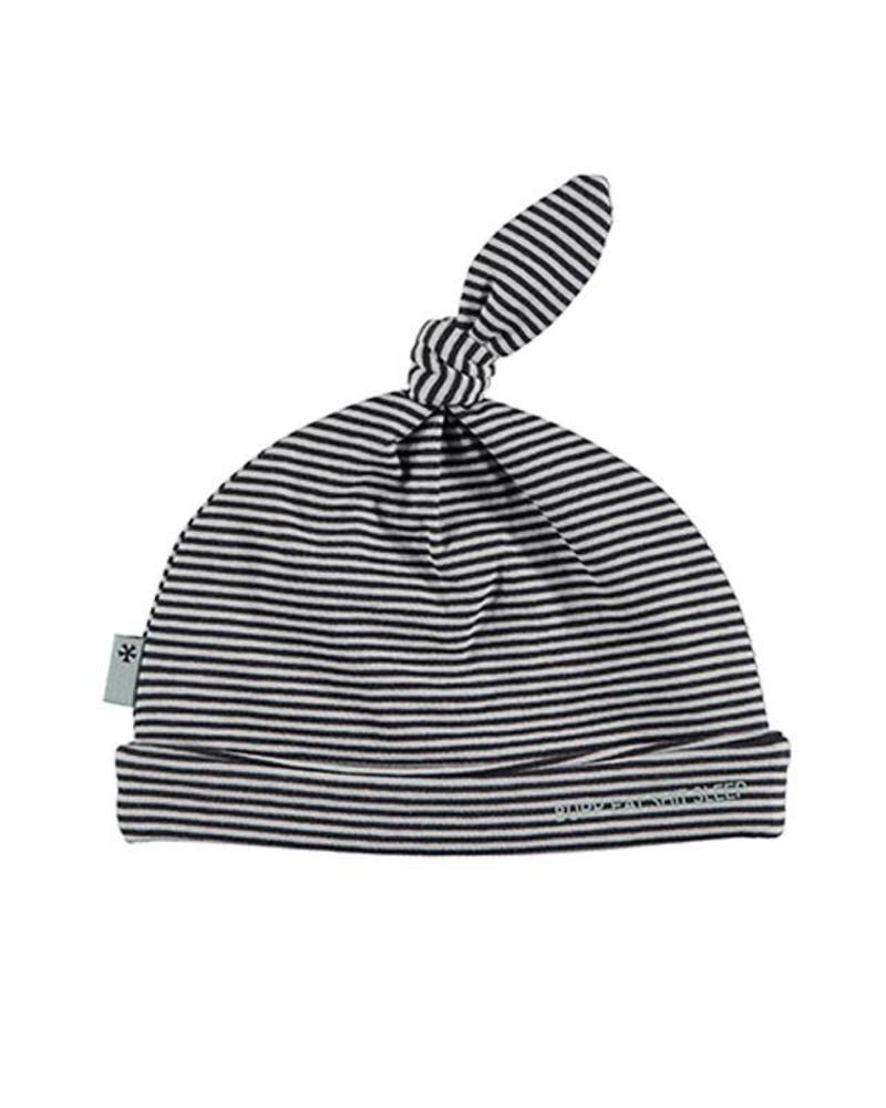 b.e.s.s. Bess Hat Unisex Stripe 1844-001 Katoen