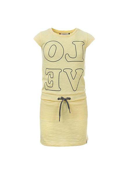 Looxs Revolution Looxs Love Dress Sun Katoen