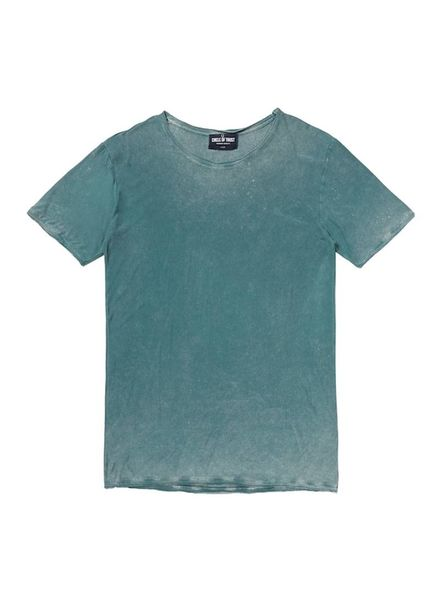 Circle of Trust Tee Ace June Green Katoen
