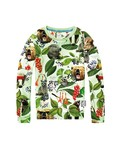The future is ours Sweater We love Berries-S Multi Katoen