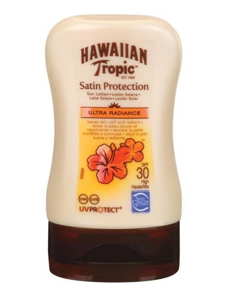 Satin Protection Ultra Radiance Sun Lotion mini