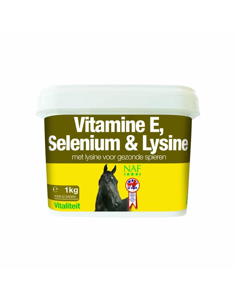 NAF VIT E AND SELENIUM PLUS 1 KILO
