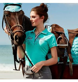 HV Polo Poloshirt HV-Polo Brunelle Blue