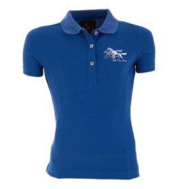 BR Polo Shirt Milli 4-Ever Blue