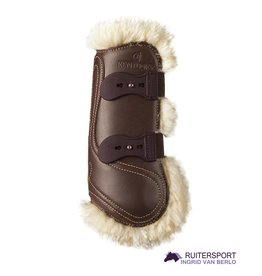 Sheepskin Leather Tendon Boots