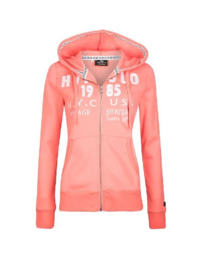 HV Polo HV polo Sweat jacket rouge s