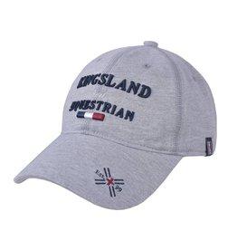 Kingsland Cap Kingsland Carnigan Unisex Light Grey