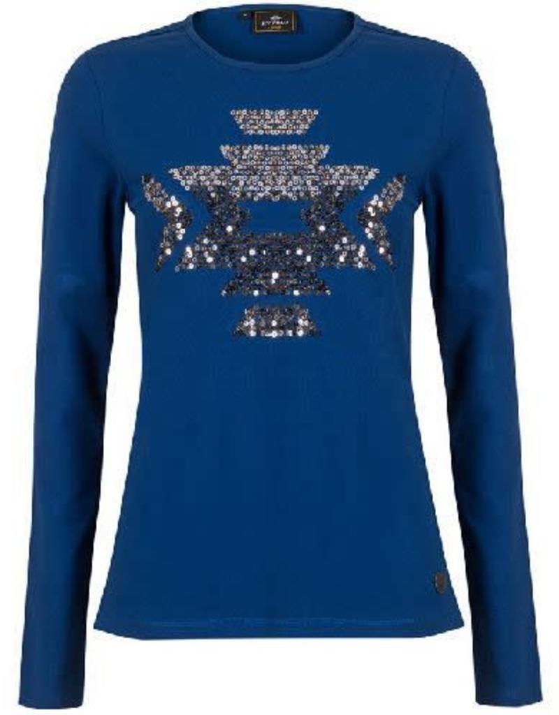 HV Polo Shirt Allyx Royal