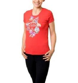 Pk International Shirt PK Handsome  red L