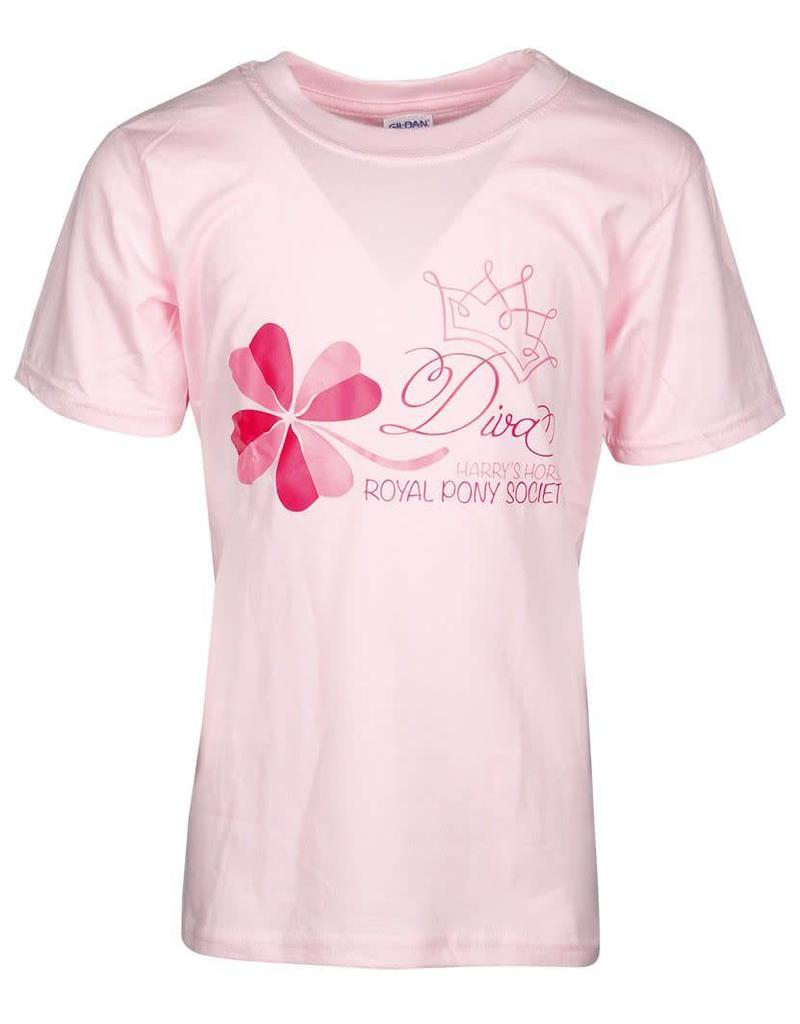 Harry Horse T-shirt Diva