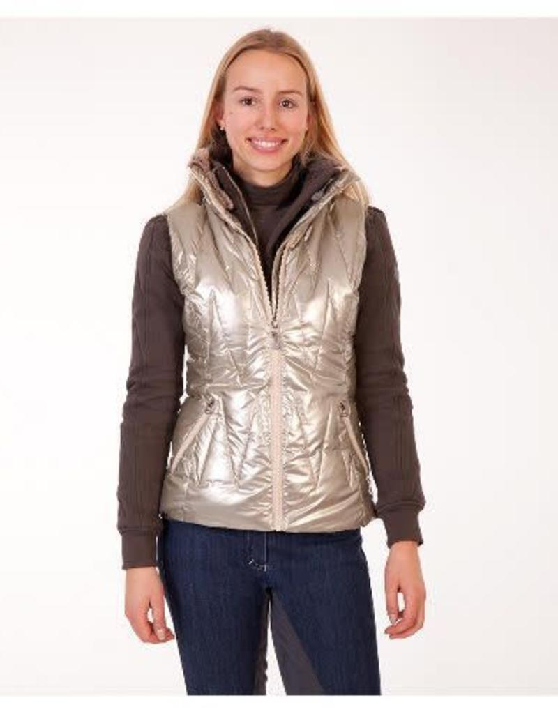 Anky Bodywarmer Wastcoat ZigZag  Frost