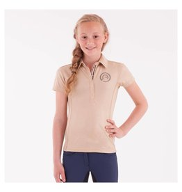 Anky Anky Polo essential Girls Licht goud