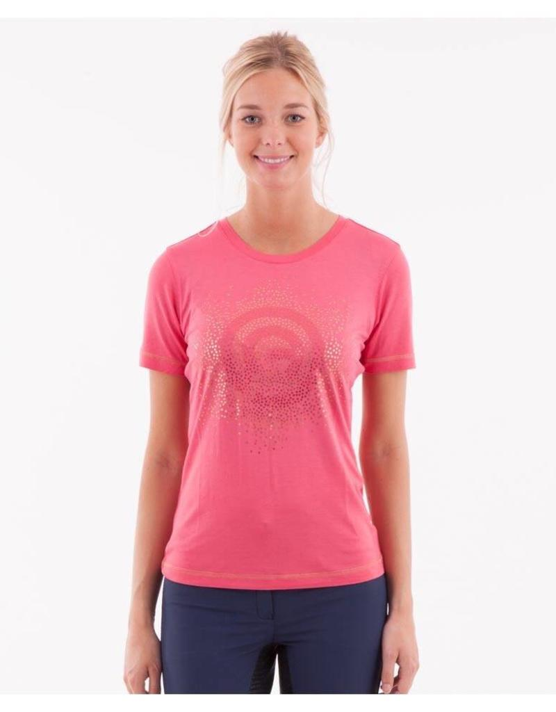 Anky Shirt Anky Sequin Framboos