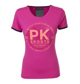 Pk International Valegro Shirt Power Fuchsia