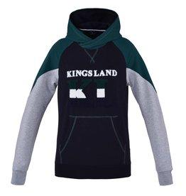 Kingsland Hoodie Kingsland Andrews Unisex Navy/Green