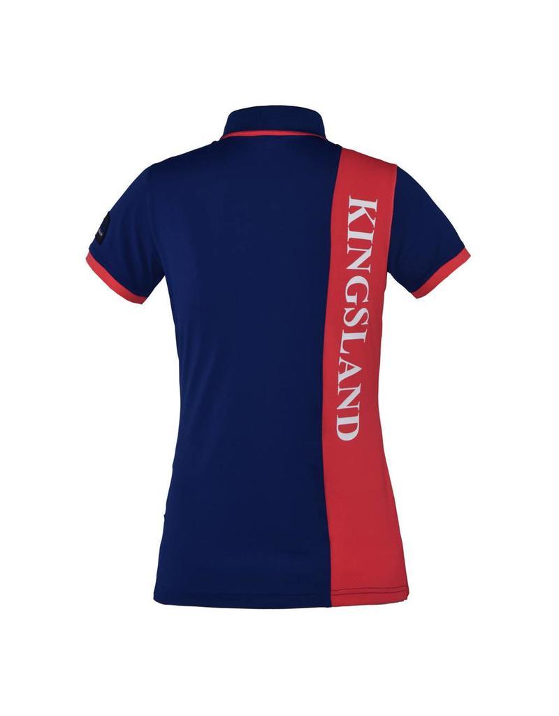 Kingsland Polo Shirt Kingsland Waverly Tec