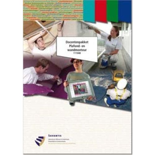 111048 - Docentenpakket Plafond- en wandmonteur